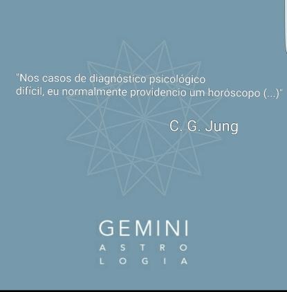 Jung faz horóscpo